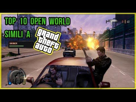 LA MIA TOP 10 GIOCHI OPEN WORLD STILE GTA NON CREATI DALLA ROCKSTAR GAMES