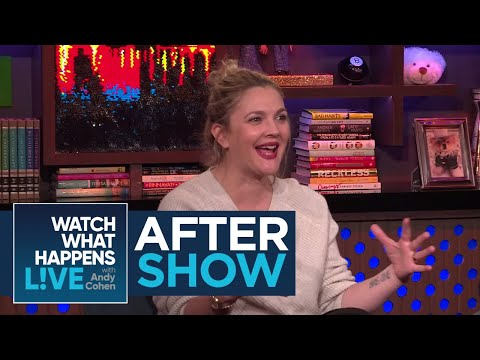 After Show: When Will Drew Barrymore And Adam Sandler Reunite?  WWHL