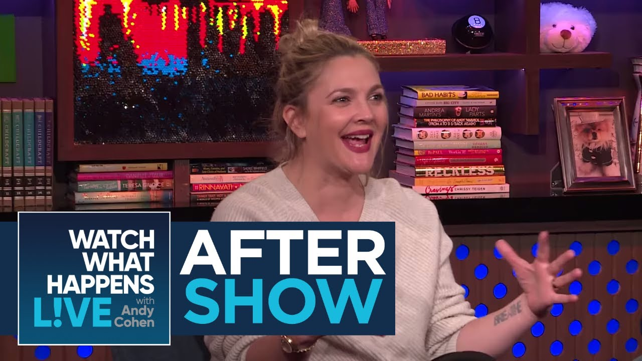 Drew Barrymore Plots Her Next Movie With Adam Sandler—and