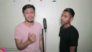 Rela - Jhovigerry ft Ichad Bless  Cover by Moluccan Brothers