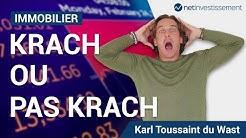 IMMOBILIER 2020 en France : Krach ou pas ?