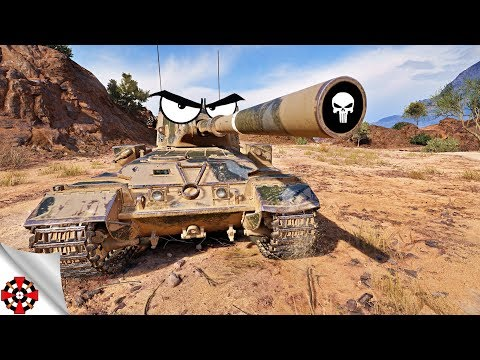 World of Tanks - Funny Moments | MONSTER SHOTS! (WoT ammo rack, February 2019) thumbnail