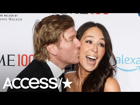Chip & Joanna Gaines Have A Rare Public Date Night At Time 100 Gala | Access
