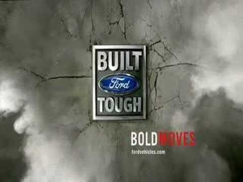 Ford Super Duty >> Ford Super Duty Bowl Preview Ad: The Logo Slam - YouTube