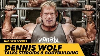 Dennis Wolf Talks Steroids and Bodybuilding | Generation Iron