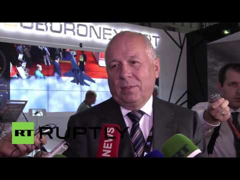 UAE: Rostec's Chemezov talks weapon sales with S-300 deal reportedly signed with Iran