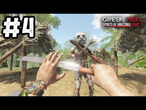 Green Hell : Spirits of Amazonia PART 2 [Thai] #4 บอสคนป่ากับคนเกราะแตก