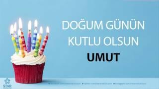 İyi ki Doğdun UMUT - İsme Özel Doğum Günü Şarkısı