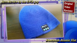 Bluetooth Beanie Hat Review