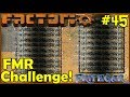 Factorio Million Robot Challenge #45: Playing With Power!