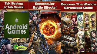 War of Legions Android Trailer HD 720p