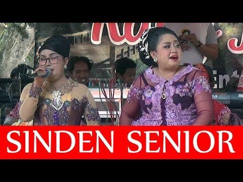 BANGBUNG HIDEUNG Lagu Wajib Jaipong Dangdut Oleh Sinden Senior Mamah Omay