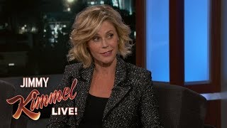 Julie Bowen's Italian Boyfriend Did NOT Do Well in America