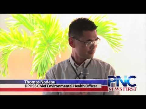 New DPHSS Health Lab Can Test Mosquito-Borne and Food-Borne Diseases