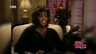 FLASHBACK:  Whitney Houston on love and movie success