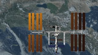 NASA's OCO-3:  A New View of Carbon (mission overview)