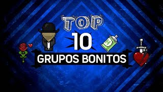 TOP10 | GRUPOS MAIS BONITOS DO HABBO!