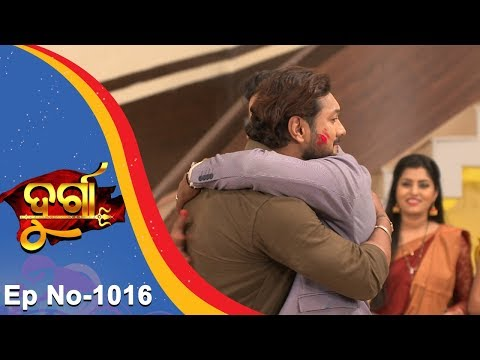 Durga | Full Ep 1016 | 12th Mar 2018 | Odia Serial - TarangTV