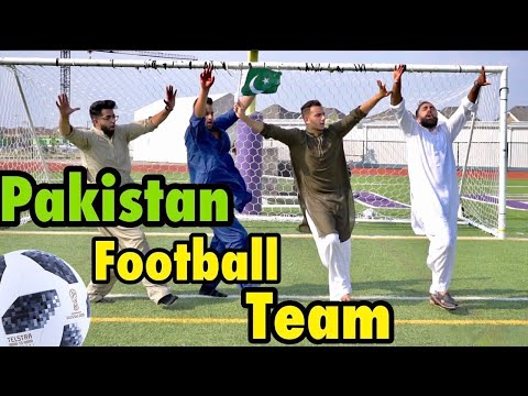 If PAKISTAN was in the FIFA WORLD CUP | Shahveer Jafry