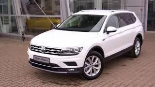 Volkswagen Tiguan Allspace  в наявності автосалону Карпатиавтоцентр
