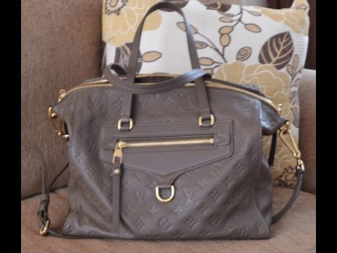 What S In My Bag Louis Vuitton Empreinte Lumineuse Pm In Ombre