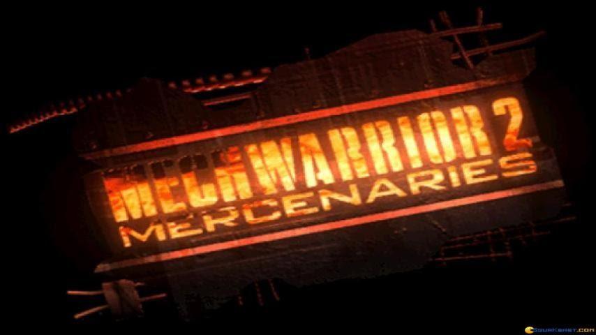Mechwarrior 2: Mercenaries gameplay (PC Game, 1996)