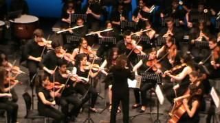 (2º movimiento) 5ª SINFONIA de Beethoven - Orquesta A del C.P.M. Fco Guerrero