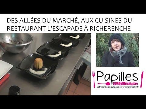 PAPILLES CURIEUSES \