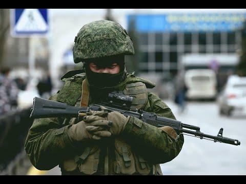 Вежливые люди Крым.