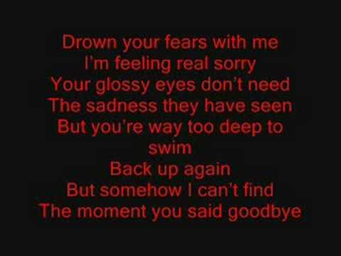 Secondhand Serenade - I hate this song lyrics