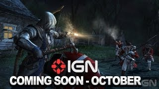 The Biggest Games of October 2012 - Coming Soon