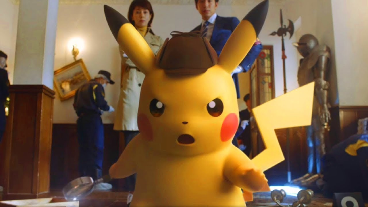 POKÉMON Detective Pikachu 2 - 2020 Official Trailer - YouTube