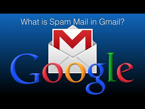 What is Spam Mail in Gmail - How To Delete Spam In Gmail