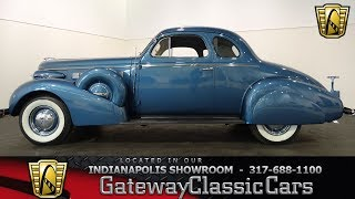913-NDY 1937 Buick Century Sport Coupe