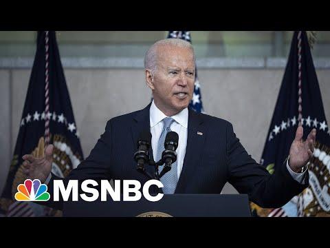 'Have You No Shame?: Biden Criticizes Restrictive Voting Laws