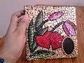 Incredible Idea of Recycling Egg Shell ll DIY Egg Shell Mosaic ll Waste Egg Shell Art Idea