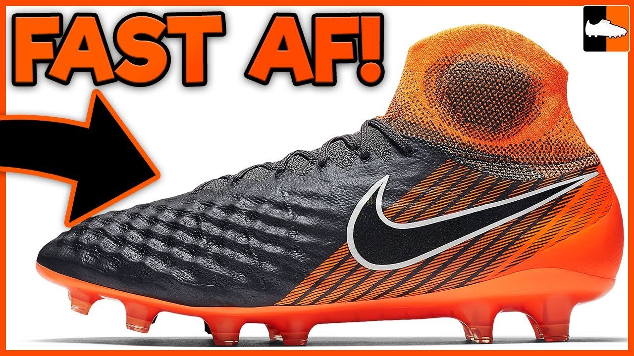 a3bf686e5b80 Nike Drop New 2018 Fast AF Football Boots! - YouTube