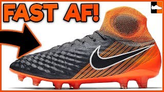 Nike Drop New 2018 Fast AF Football Boots!