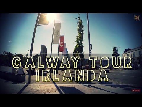 Galway City Tour | Instituições, Transportes, Cafés & Compras