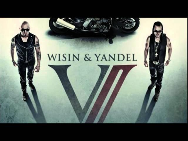 Wisin y Yandel - Ya No Queda Amor (BUENA CALIDAD)