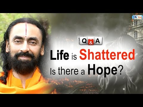 Life is Completely Shattered by an Unexpected Event - Is there a Hope? | Q/A with Swami Mukundananda