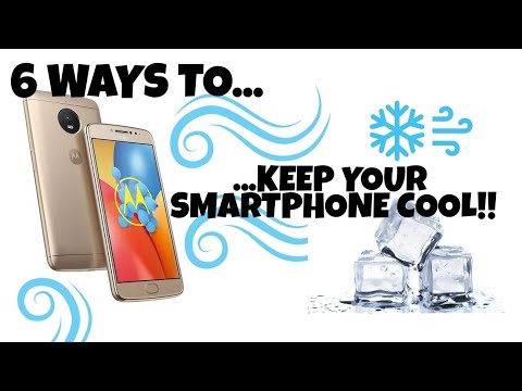 TOP 6 WAYS TO KEEP YOUR SMARTPHONE COOL THIS SUMMER!!