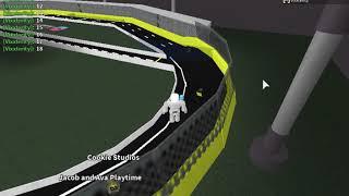ROBLOX NASCAR Sim Racing Fan Series Race 8: Charlotte