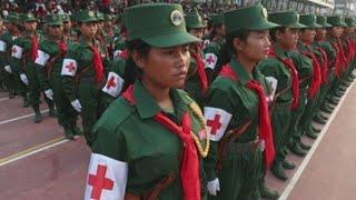 """El mayor """"narcoejército"""" de Birmania busca legitimarse en su 30 aniversario"""