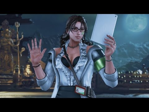 TEKKEN 7 — Julia DLC Gameplay | All Costumes (Kinda)