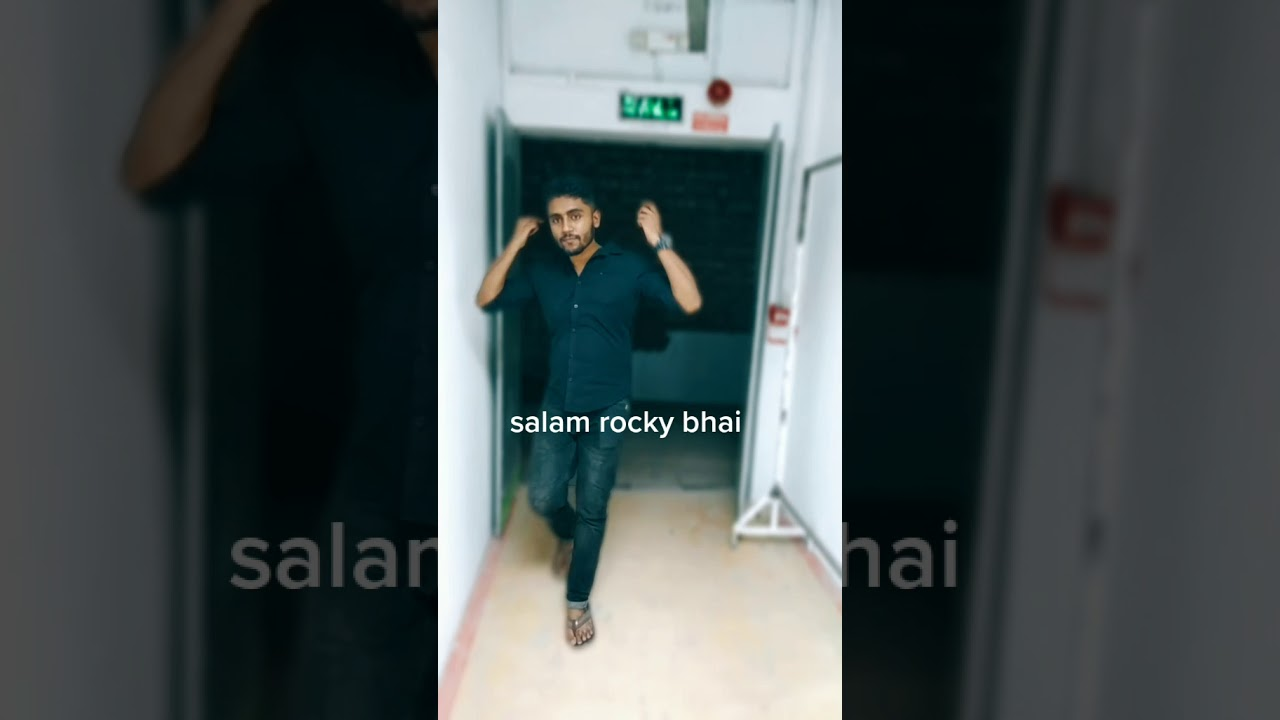 Salam Rocky Bhai Youtube