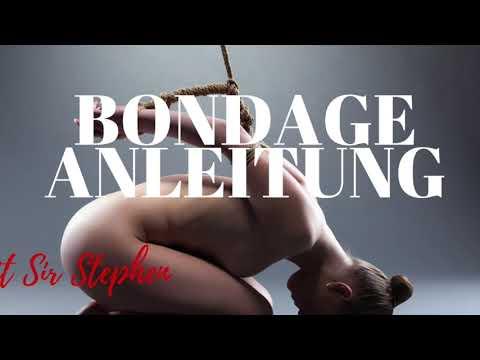 Bondage Fesselspiele - Anleitung zum richtigen Bondage