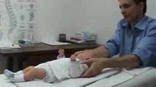 Trattamento osteopatico del neonato