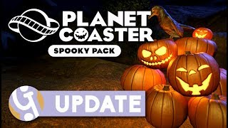 Planet Coaster Anniversary Update 1.4 | Frontier Expo Announcement