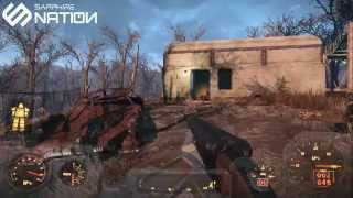 Fallout 4 PC Gameplay 1080p 60fps Max Settings